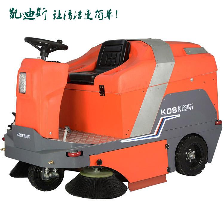 凯迪斯S5驾驶式扫地车 扫地机 工作效率8000-10000㎡/h 工作时间4-6h