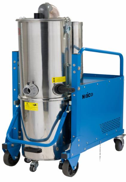 克麥爾NT50/2/3/4渦輪式工業吸塵器