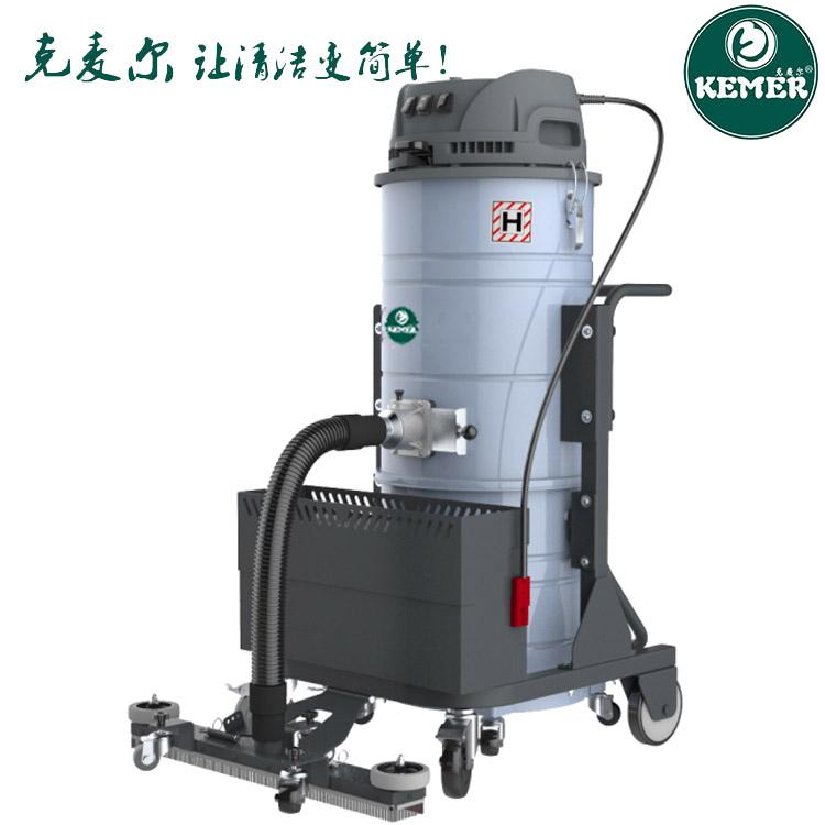 克麥爾P3B/100L直流充電式工業吸塵器/無線約束/隨意行走工業粉塵克星