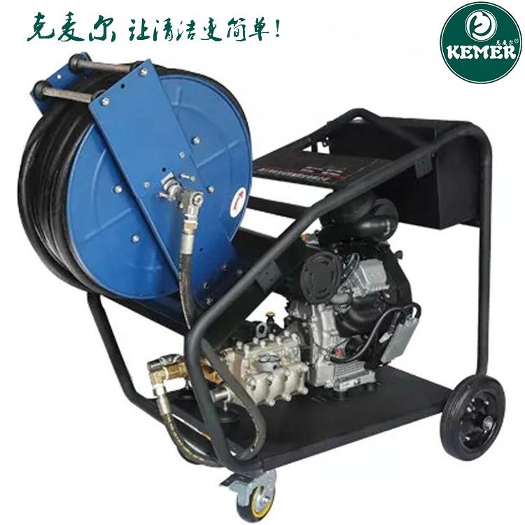克麦尔BT11011高压管道疏通机110公斤压力流量110L/min