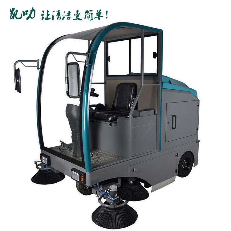 凱叻KL1900半封閉駕駛式掃地車 掃地機